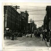 Chapel Street at State Street, New Haven, 1890s